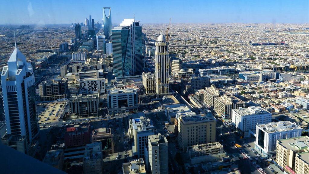 Ριάντ, πρωτεύουσα Σαουδικής Αραβίας