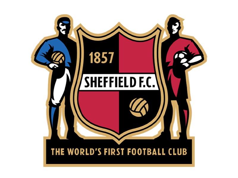 Το έμβλημα της Sheffield F.C.