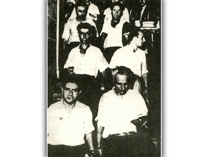 Οι ναυτεργάτες συνδικαλιστές της θρυλικής ΟΕΝΟ