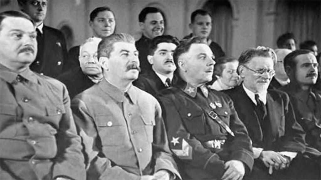 Το προεδρείο του Ανώτατου Σοβιέτ