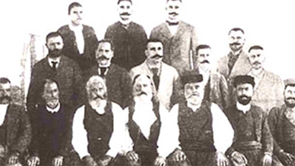 Μέλη της Γενικής Συνέλευσης (Βουλής) της Κρήτης που συστάθηκε με την Σύμβαση