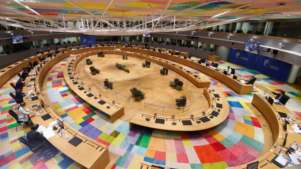Συνοδος κορυφής Ευρωπαϊκό συμβούλιο
