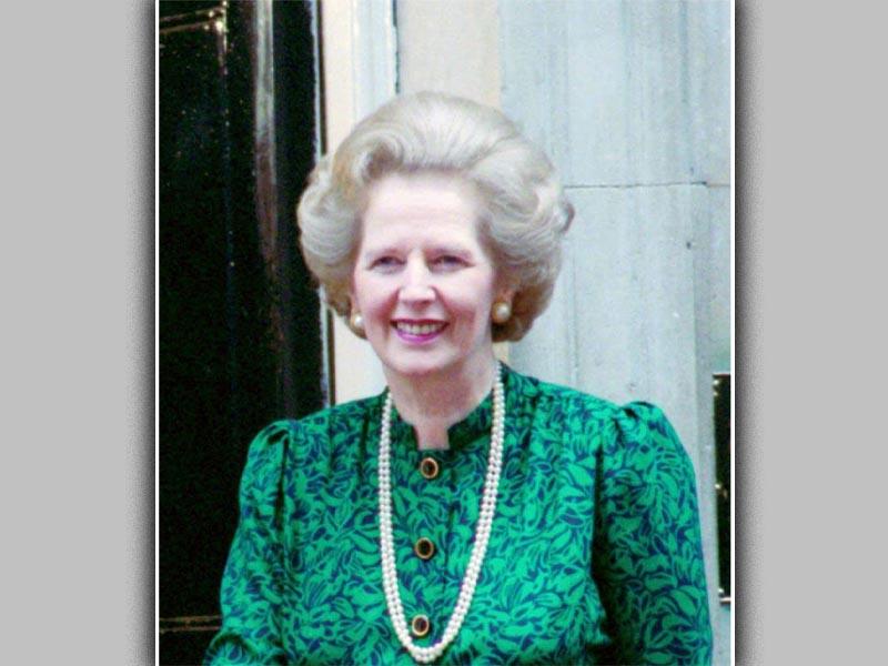 Μεγάλη Βρετανία - Πρωθυπουργία - Αντικομμουνισμός - Ιμπεριαλισμός - Μάργκαρετ Θάτσερ