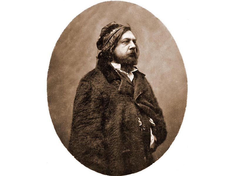 Ο Πιέρ Ζυλ Τεοφίλ Γκοτιέ