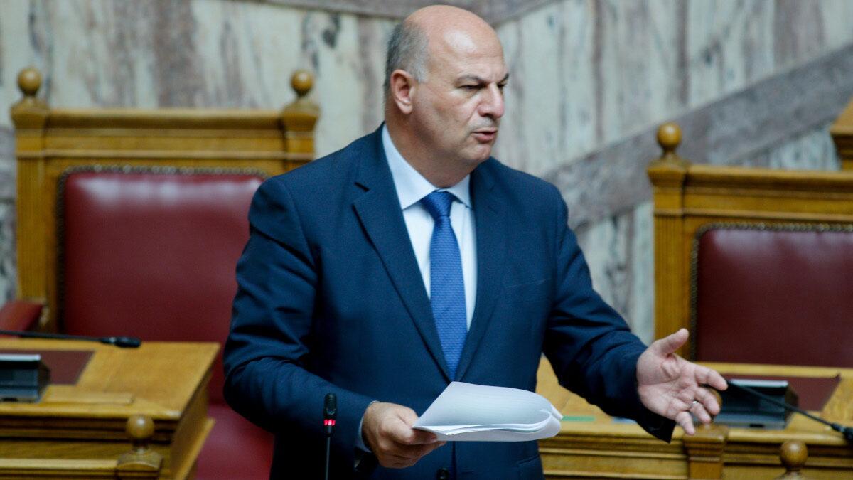 Κώστας Τσιάρας, Υπουργός Δικαιοσύνης της Κυβέρνησης της Νέας Δημοκρατίας στη Βουλή - Σεπτέμβριος 2020