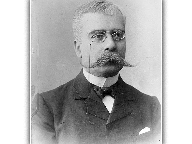 Ο Αλέξανδρος Ζαΐμης