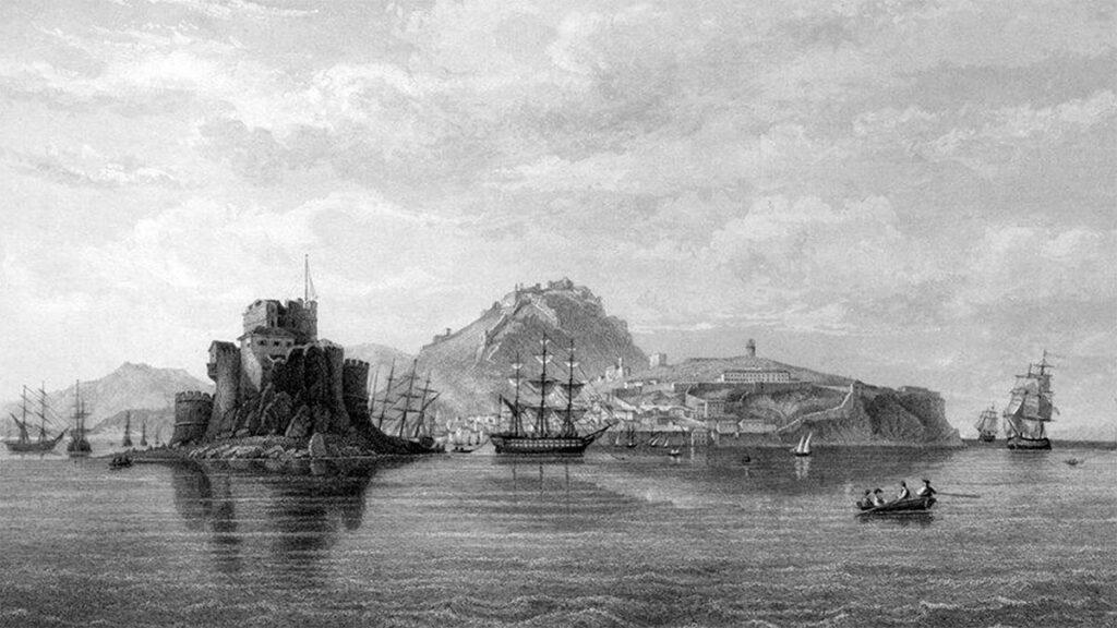 Απελευθέρωση του Ναυπλίου 1823