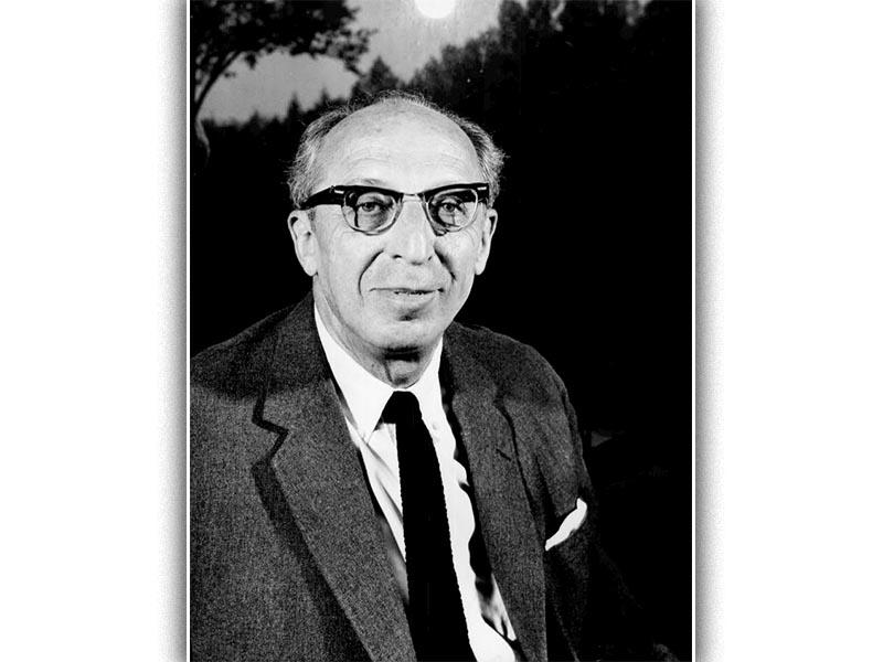 Ααρών Κόπλαντ το 1962