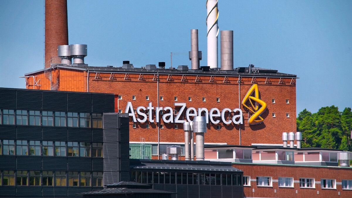 Φαρμακοβιομηχανία AstraZeneca στο Ηνωμένο Βασίλειο