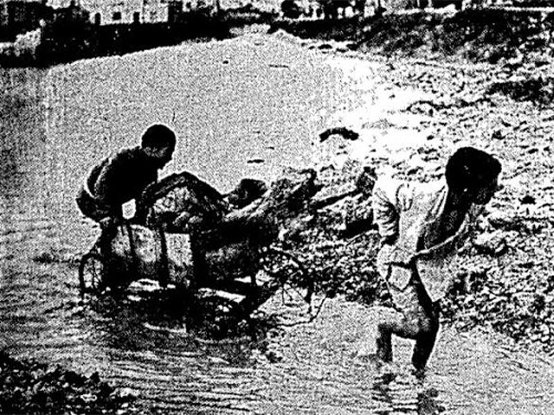 Πλημμύρα Αθήνας 1961