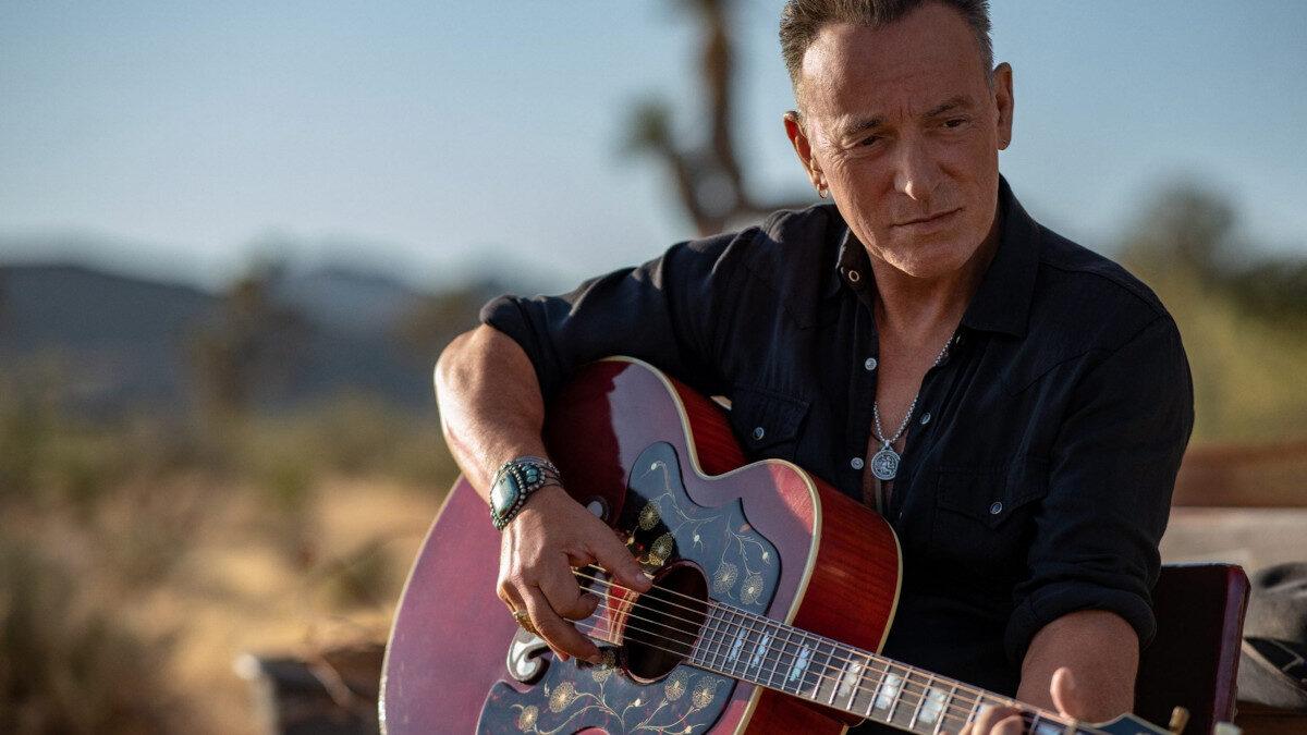 Μπρους Σπρίνγκστιν - Bruce Springsteen