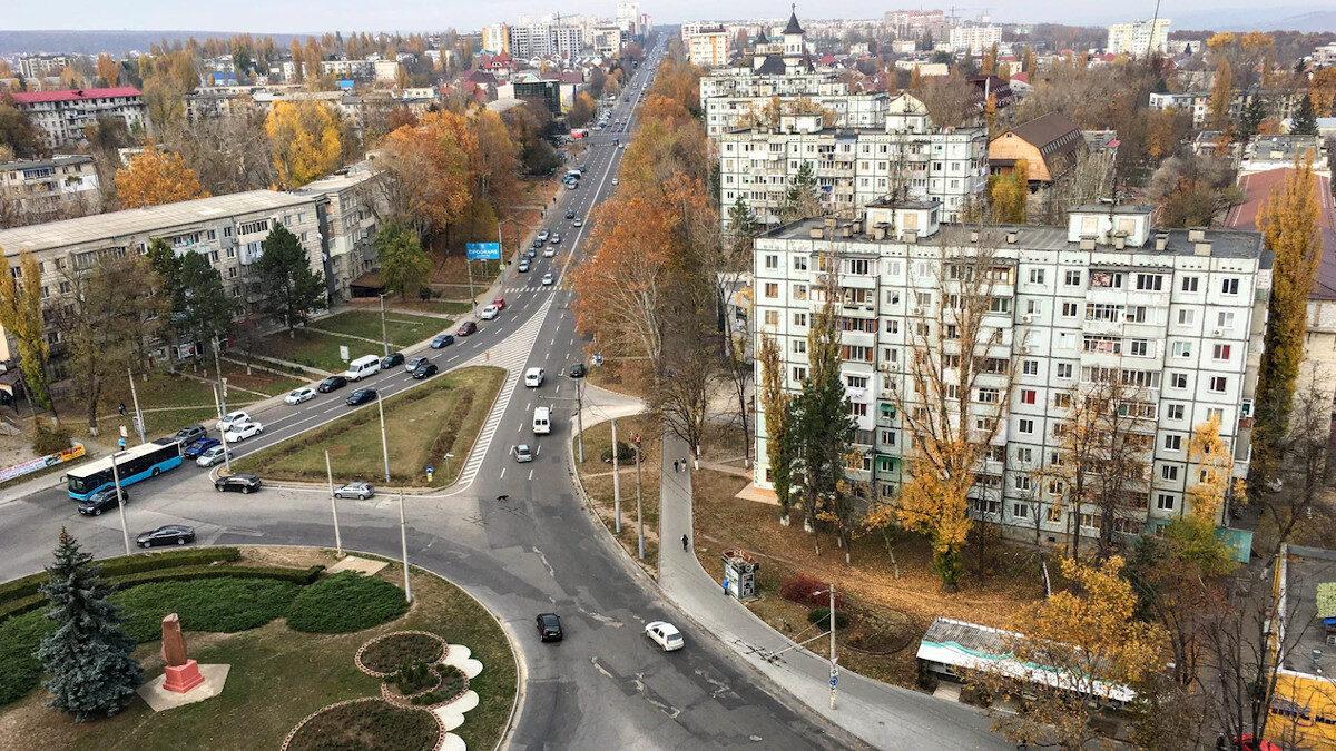 Σισινάου, Μολδαβία