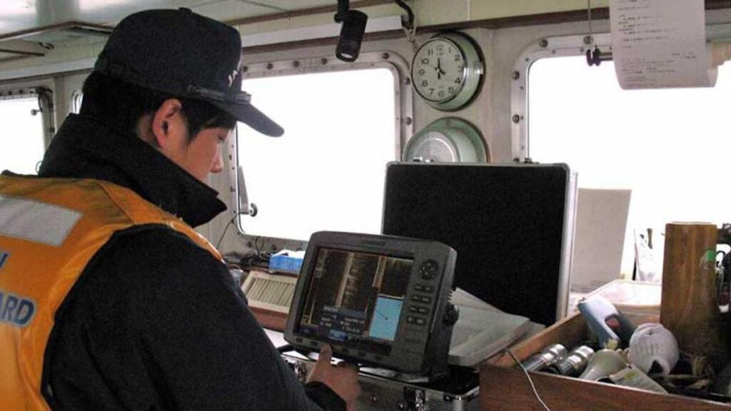 ιάπωνας ψαράς