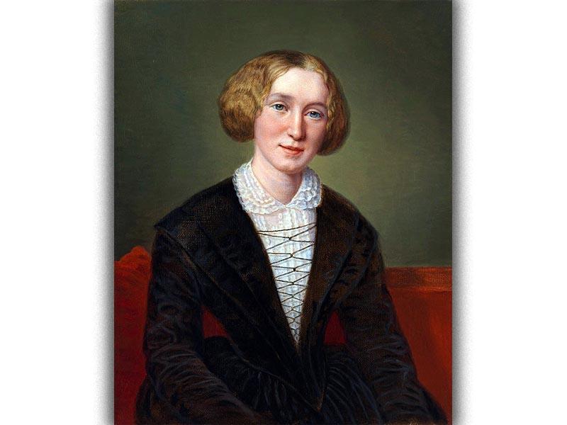 Τζορτζ Έλιοτ (Μαίρη Ανν Έβανς)