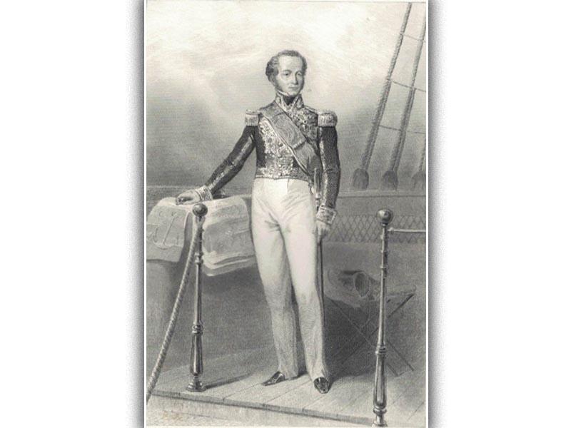 Γαλλία - Ναυτικό - Ναυμαχία του Ναβαρίνου - Ανρί Ντε Ρινί (Δεριγνύ)