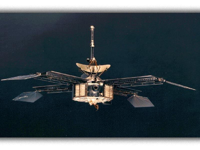 ΗΠΑ - Διαστημικό πρόγραμμα - Μάρινερ 4