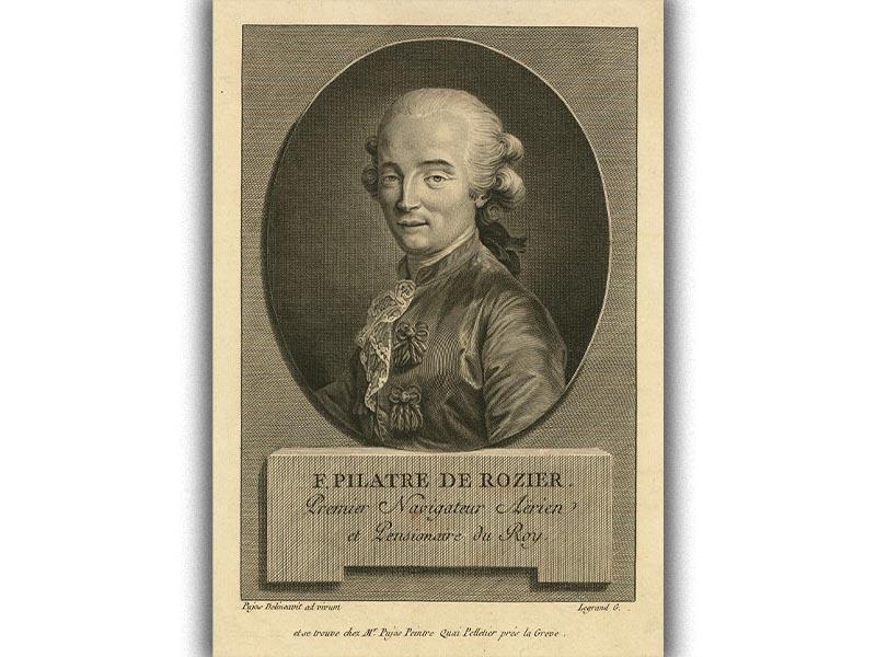 Ζαν-Φρανσουά Πιλάτρ ντε Ροζιέ