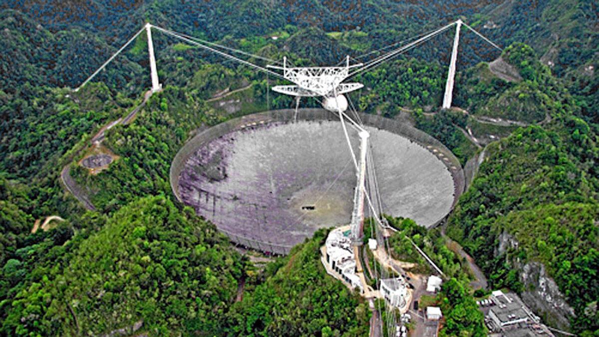 ραδιοτηλεσκόπιο του Αρεσίμπο
