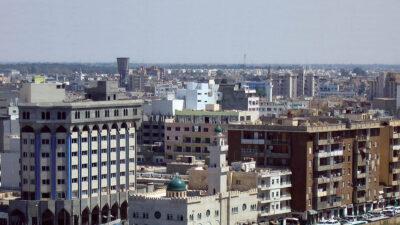 Τρίπολη Λιβύη