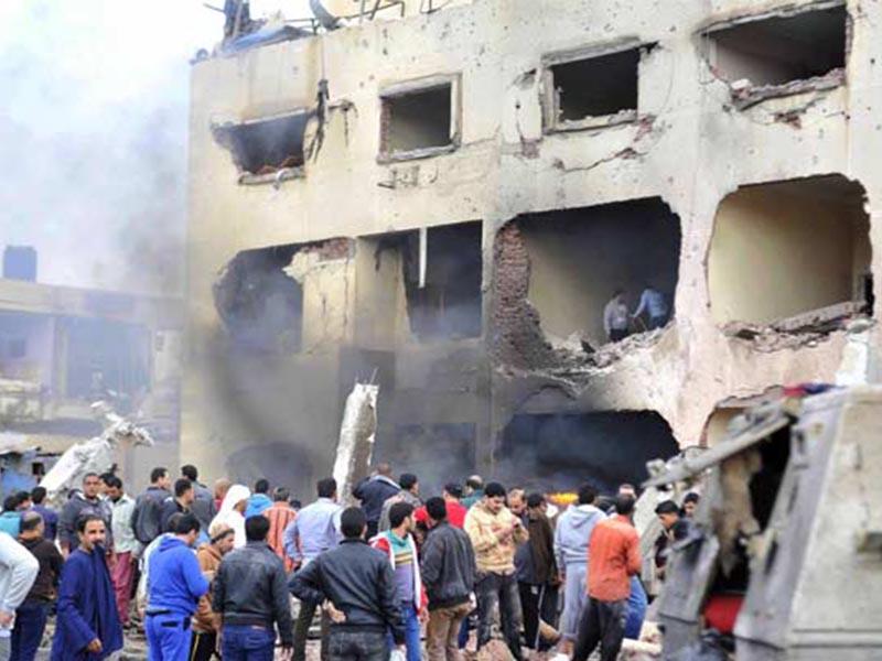 Τρομοκρατική επίθεση σε ξενοδοχείο στη πόλη Αλ-Αρίς της Αιγύπτου, 2015