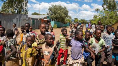 Επαρχία Ale της Αιθιοπίας - Παιδιά