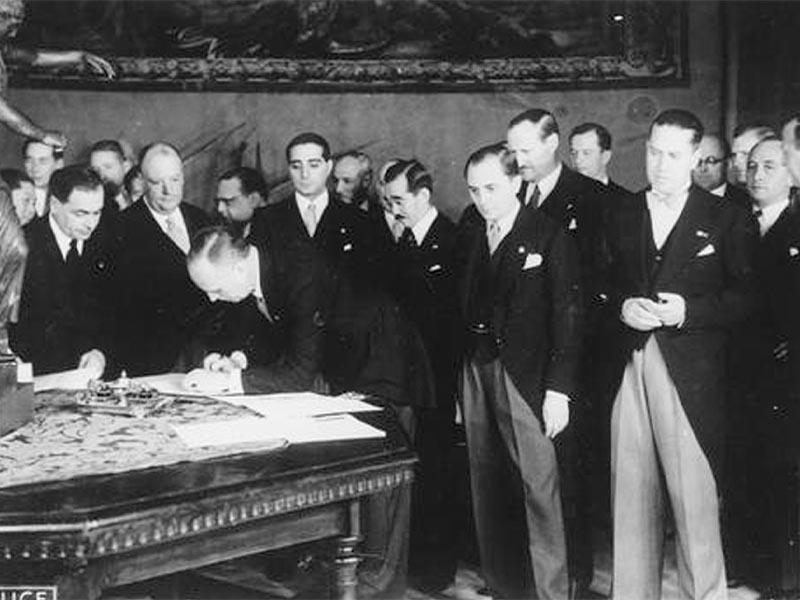 Αντικομμιντέρν Σύμφωνο 1937