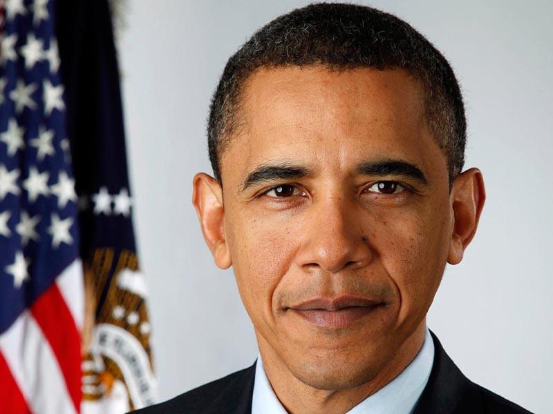 Ο Μπαράκ Ομπάμα