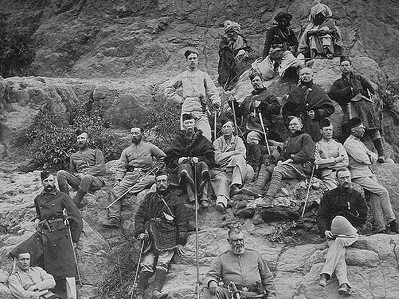 2ος Βρετανοαφγανικός πόλεμος 1878
