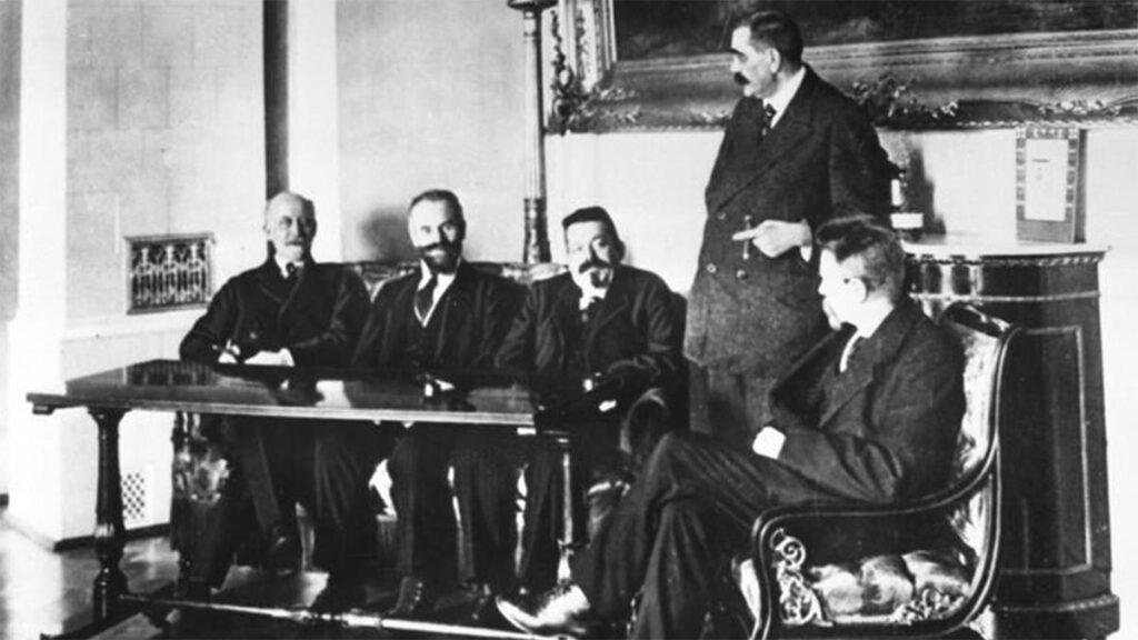 Σοβιέτ των Πληρεξουσίων του Λαού στο Βερολίνο το 1918