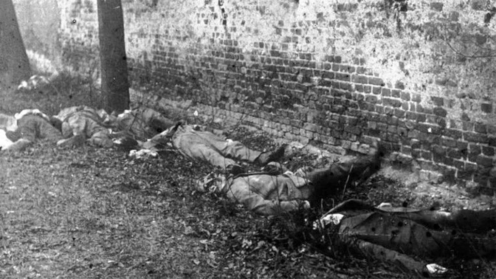 Εκτελεσμένοι Γερμανοί κομμουνιστές (1923)