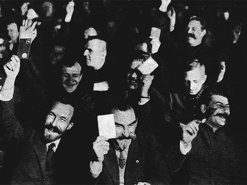 Ολομέλεια της ΚΕ του Πανενωσιακού Κομμουνιστικού Κόμματος (μπολσεβίκοι) το 1929