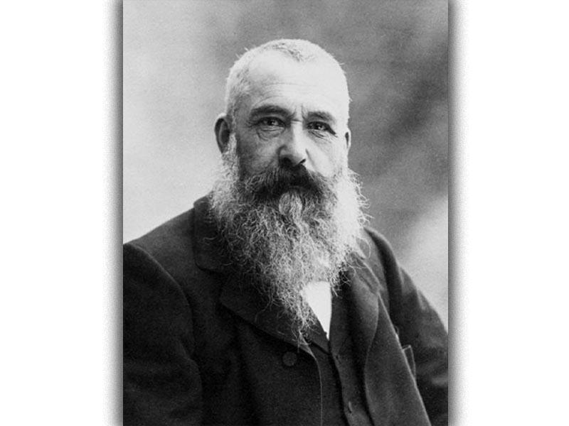 Ο Κλοντ Μονέ το 1899
