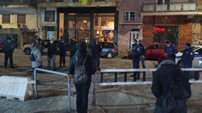 Αστυνομία Ιωαννίνων: Προσπάθεια εκφοβισμού απεργών με προσαγωγές - 26 Νοέμβρη 2020