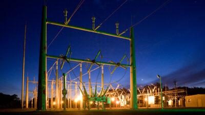 Υποσταθμός ηλεκτρικής ενέργειας
