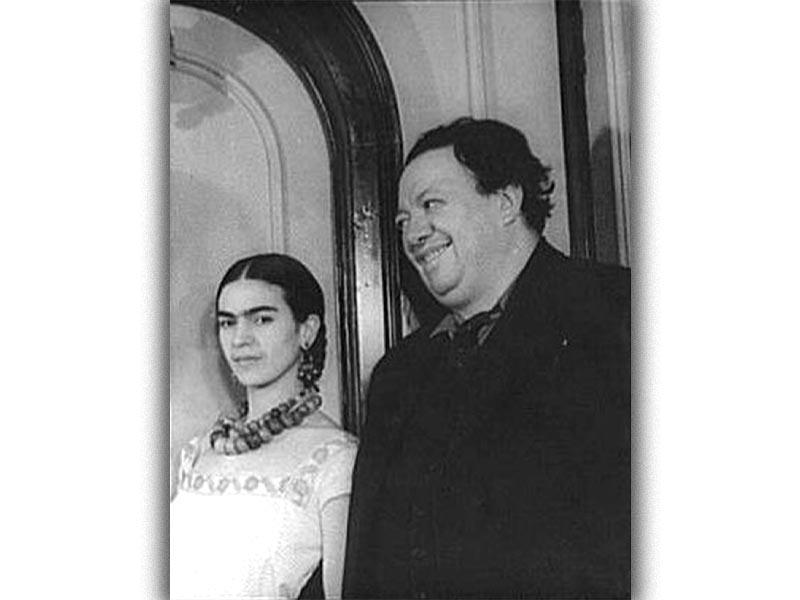 Ντιέγκο Ριβιέρα - Φρίντα Κάλο