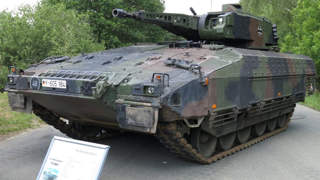 Άρμα του γερμανικού Στρατού - Puma