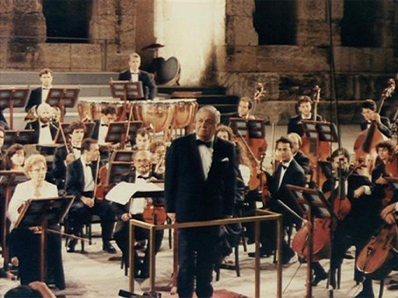 Μάνος Χατζιδάκις - «Ορχήστρα των Χρωμάτων»