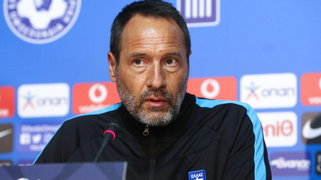 Nations League 2020 - Ελλάδα - Σλοβενία