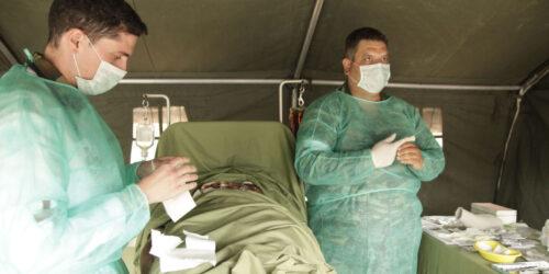 Στρατιωτικοί Γιατροί - Υγειονομικό
