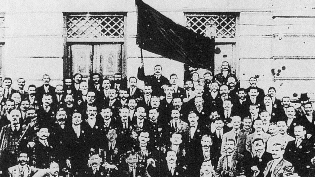Αντιπρόσωποι στο 1ο πανελλαδικό πανεργατικό συνέδριο της ΓΣΕΕ