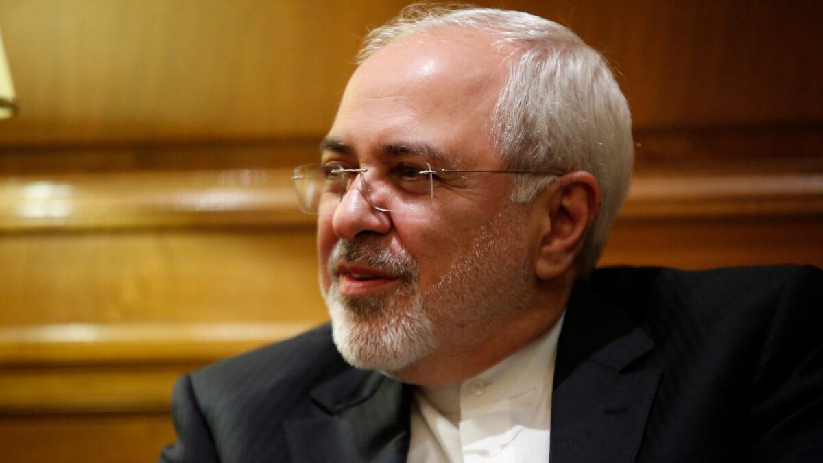 Ο Υπουργός Εξωτερικών της Ισλαμικής Δημοκρατίας του Ιράν, Μοχαμάντ Τζαβάντ Ζαρίφ Κονσαρ
