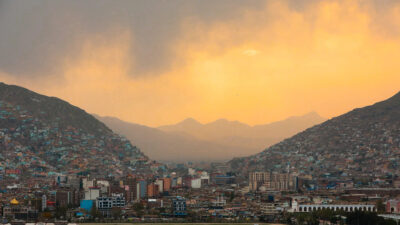 Περιοχή της Καμπούλ, Πρωτεύουσα του Αφγανιστάν