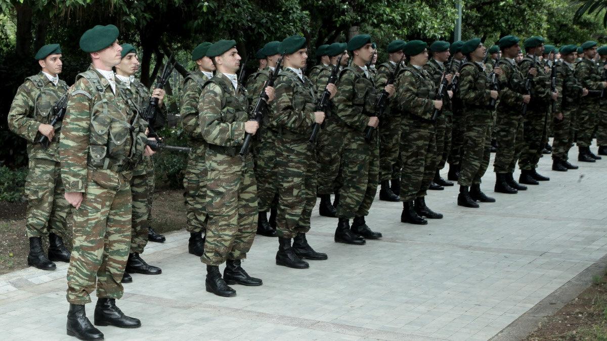 Καταδρομείς - Στρατιώτες - Στρατευμένοι - Φαντάροι