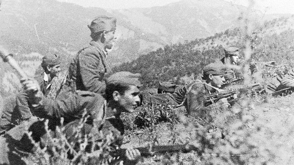 Τμήματα του Δημοκρατικού Στρατού Ελλάδας στο Μπίκοβικ το 1948