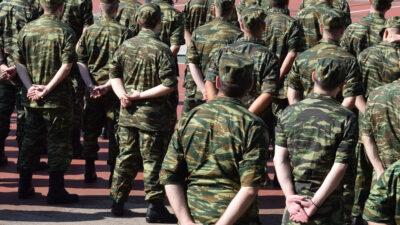 Στρατιώτες - φαντάροι - Κέντρο Εκπαίδευσης Πυροβολικού (ΚΕΠΒ), Θήβα