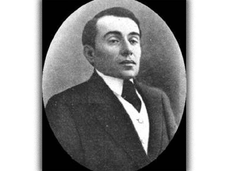 Ο Κωνσταντίνος Χρηστομάνος