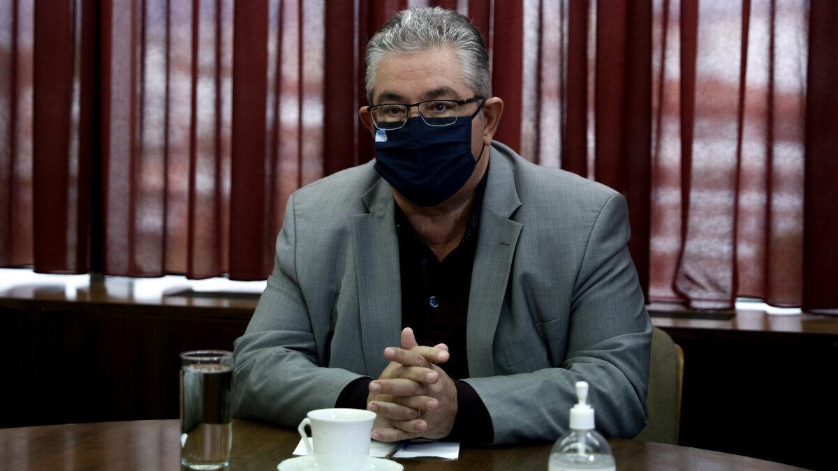 Ο Δ. Κουτσούμπας - ΚΚΕ