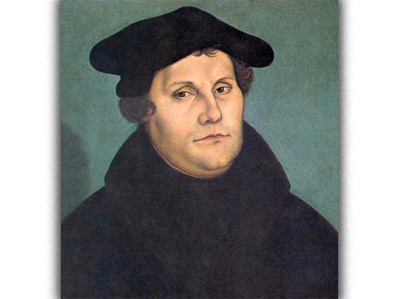 Θρησκεία - Προτεσταντισμός - Μαρτίνος Λούθηρος