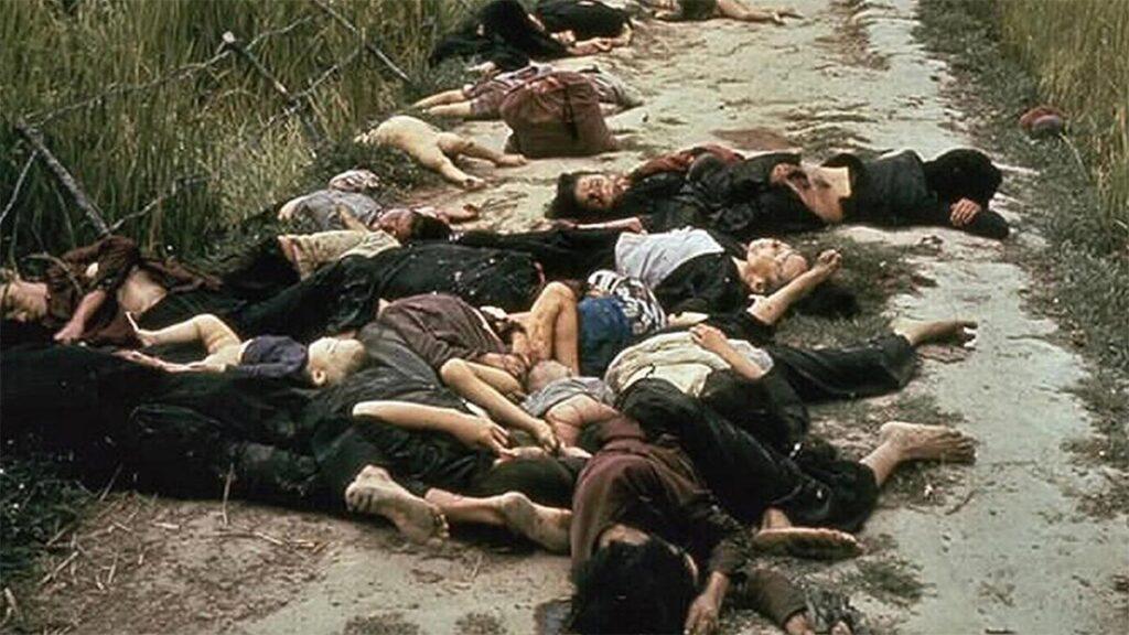 Βιετνάμ - σφαγή στο Μάι Λάι 1969