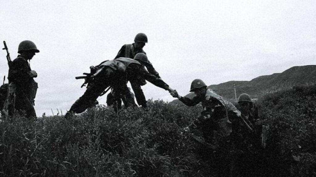 πόλεμος για το Ναγκόρνο Καραμπάχ το 1991